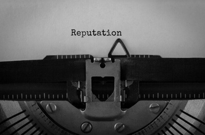 Préparation à la crise réputation
